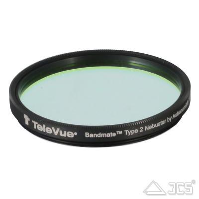 TeleVue Bandmate Type 2 Nebustar-UHC 2'' Nebelfilter
