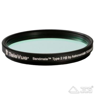 TeleVue Bandmate Type 2 H-Beta-Filter 2''