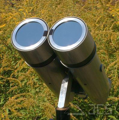 """3,5'' ND5+ Fassung 108mm 4.250"""" Thousand Oaks Sonnenfilter aus Glas"""