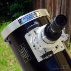 """6"""" Thousand Oaks SolarLite 7,500"""" Fassung Innen-Ø 190 mm Sonnenfilter-Folie"""