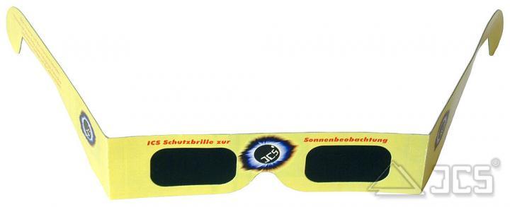 ICS Schutzbrille zur Sonnenbeobachtung