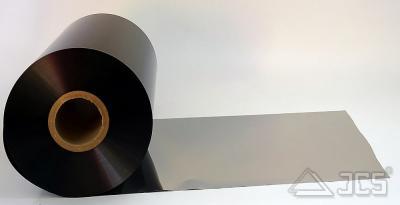 ICS Sonnenfolie schwarz/silber, Meterware 30cm breit