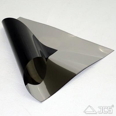 ICS Sonnenfolie schwarz/silber ca. 10 x 10cm