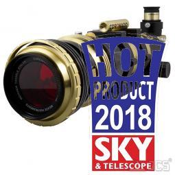 Coronado SolarMaxIII Teleskop 70 <0.5A BF10 Doublestack H-Alpha-Sonnenteleskop OTA