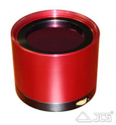 "Lunt 60 mm H-Alpha Filter für 2"" Okular-Auszug LS60FHa2-B600"