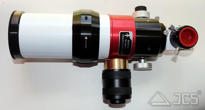 Lunt 60mmH-Alpha Teleskop mit Pressure Tuner LS60THa-B1200CPT