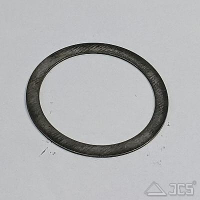 Distanzring aus Stahl D68/55mm, Stärke 0,2mm