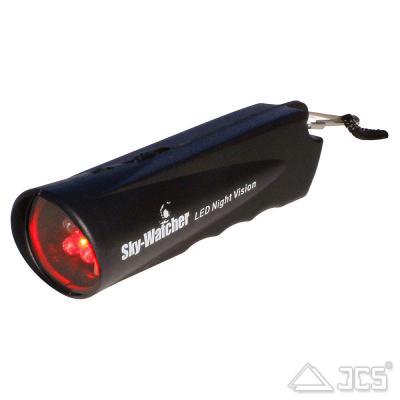 SkyWatcher LED-Leuchte rot/weiß dimmbar