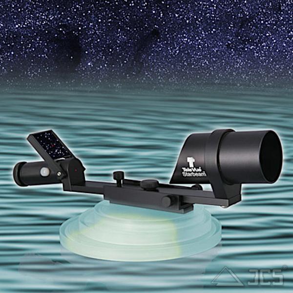 TeleVue Starbeam Leuchtpunktsucher mit QuickRelease Basis für TeleVue- und sonstige Teleskope