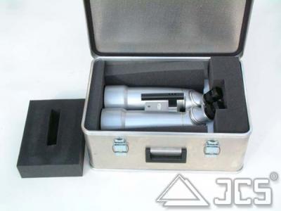 Alu-Box A 550x350x220mm mit Schaumstoffeinlage für Miyauchi 100
