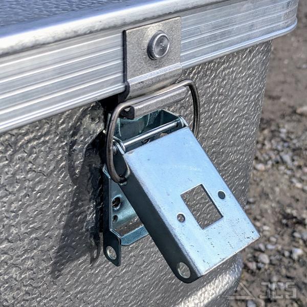 Alu-Box A1539 Innenmaße 580x580x485mm, 7,4kg