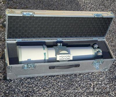 Koffer für Teleskop TSA-120 Innenmaße 930x230x230mm, 9kg