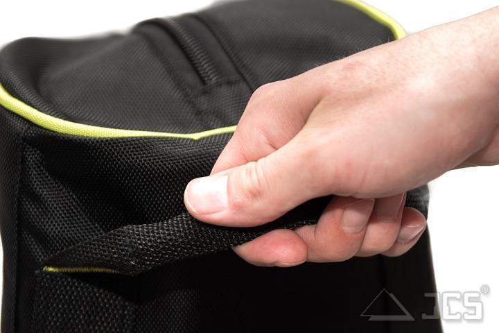 Oklop Tasche für Montierung EQ3 und AZGoTo 82 x 32 x 28cm mit Rucksack-Funktion