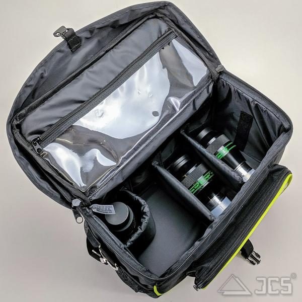 Oklop gepolsterte Tasche für Maksutov 90/102/127 oder Zubehör oder Star-Adventurer, 40 x 21 x 22cm