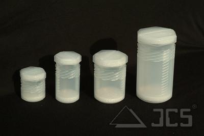 Drehpack D50 L50-60 Okularbehälter mit Schaumstoffeinlage