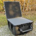 PELI Protector 1640 schwarz, WS, Trolley WS, Trolley, Innenmaß ca. 630 x630x320mm