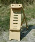 Füssener Astro-Stuhl Standard, Höhe 90 cm, mit verstärktem Sitzbrett