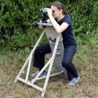Multi-Montierungs-Aufsatz für ICS Astro-Stuhl, grau