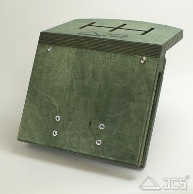 Multi-Montierungs-Aufsatz für ICS Astro-Stuhl, grün