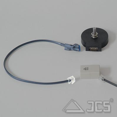 Encoder-Anschluß Inline an RJ11-Buchse