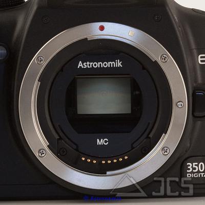 Astronomik EOS-Clip-Filter MC-Klarglas