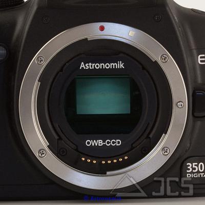 Astronomik EOS-Clip-Filter OWB CCD Typ 3