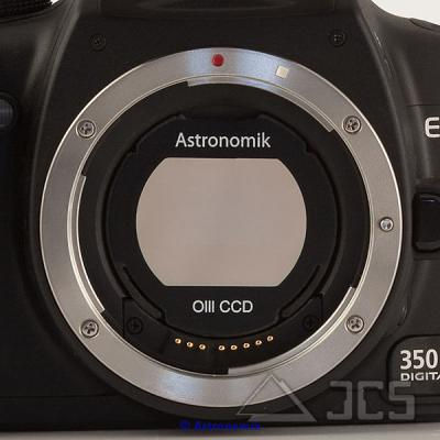 Astronomik EOS-Clip-Filter OIII 12nm CCD
