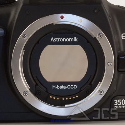 Astronomik EOS-Clip-Filter H-Beta CCD