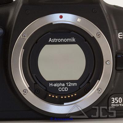 Astronomik EOS-Clip-Filter H-Alpha 12nm CCD