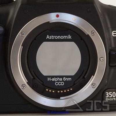 Astronomik EOS-Clip-Filter H-Alpha 6nm CCD