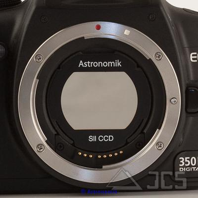 Astronomik EOS-Clip-Filter SII 12nm CCD