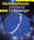 Nachtleuchtende Sternkarte f. Einsteiger Hermann-Michael Hahn, Gerhard Weiland