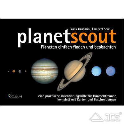 planetscout Frank Gasparini, Lambert Spix