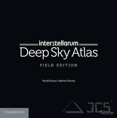 Interstellarum Deep Sky Atlas Field Edition Ronald Stoyan, Stephan Schurig