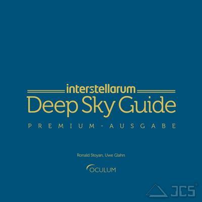 Interstellarum Deep Sky Guide Premium. Wasserfest mit Schuber. Ronald Stoyan, Uwe Glahn