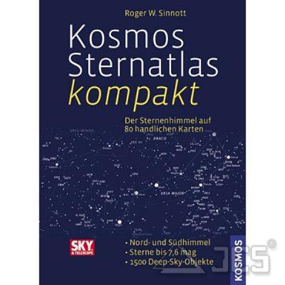 Kosmos Sternatlas kompakt Roger W. Sinnott
