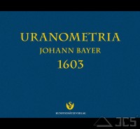 Uranometria Titelseite