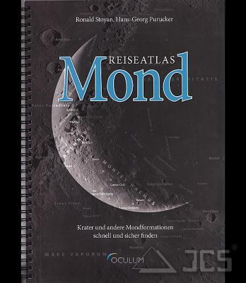 Reiseatlas Mond Ronald Stoyan, Hans-Georg Purucker