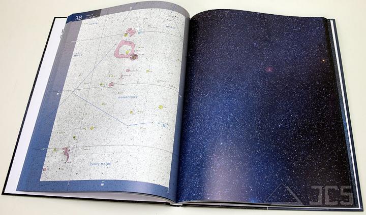Fotografischer Sternatlas Der gesamte Himmel auf 82 Kartenblättern