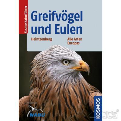 Greifvögel und Eulen, Alle Arten Europas Felix Heintzenberg