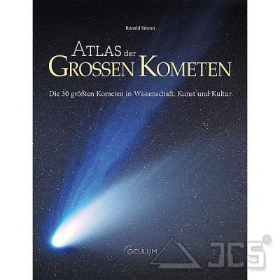 Atlas der grossen Kometen - Die 30 größten Kometen in Wissenschaft