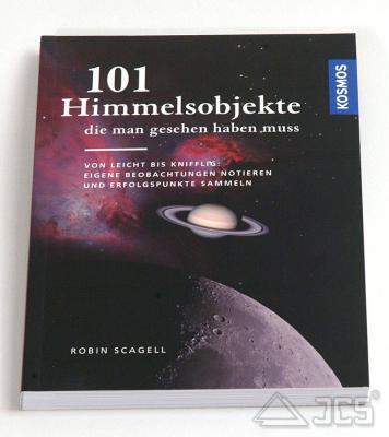 101 Himmelsobjekte die man gesehen haben muss
