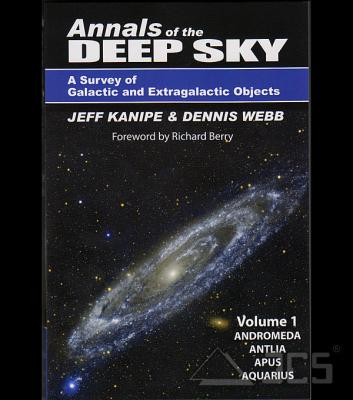 Annals of the Deep Sky, Vol. 1 *Mängelexemplar* A Survey of Galactic and Extragalactic Objects