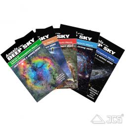 Annals of the Deep Sky, 4er Set, Vol. 1, 2, 3 u 4 A Survey of Galactic and Extragalactic Objects
