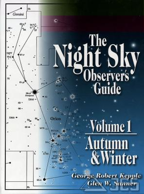 The Night Sky Observer's Guide Vol. 1 Autum & Winter