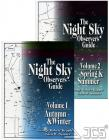 The Night Sky Observer's Guide, 2er-Set Vol. 1 und 2, G.R. Kepple u. Glen Sanner