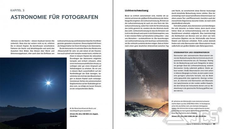 Astrofotografie, Katja Seidel Spektakuläre Bilder ohne Spezialausrüstung