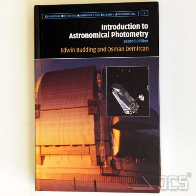 Introduction to Astronomical Photometry Edwin Budding, Osman Demircan