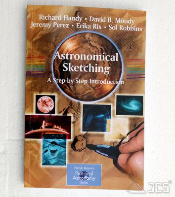 Astronomical Sketching A Step-by-Step Introduction