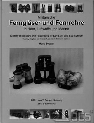 Militärische Ferngläser und Fernrohre, H. Seeger